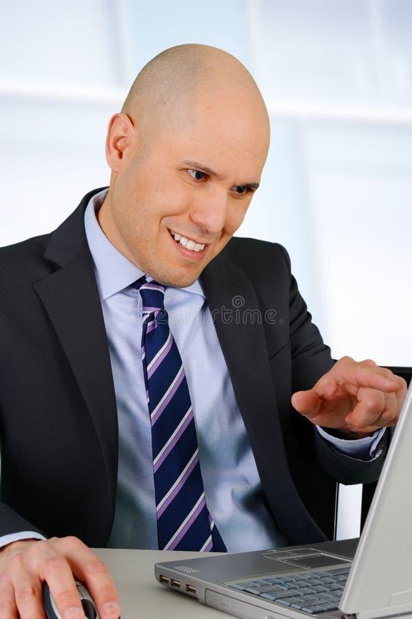 Download Hombre de negocios foto de archivo. Imagen de consultor - 41906752