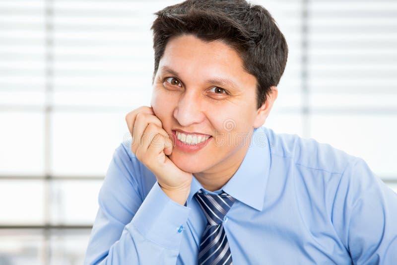 Download Hombre de negocios foto de archivo. Imagen de contemplativo - 42431076