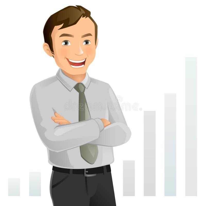 Hombre de negocios libre illustration
