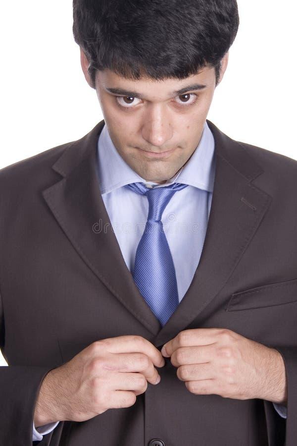 Download Hombre de negocios foto de archivo. Imagen de retrato - 7150670