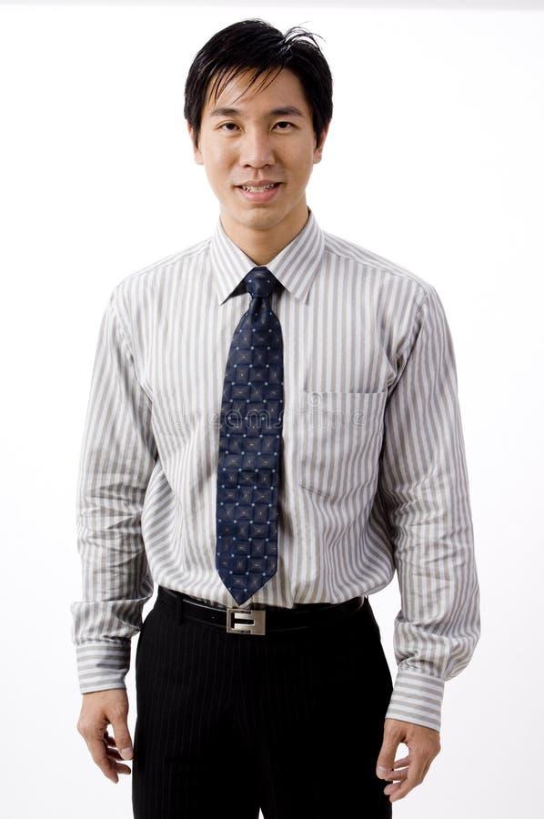 Hombre de negocios asiático imágenes de archivo libres de regalías