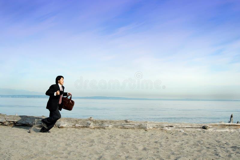 Hombre de negocios corriente foto de archivo libre de regalías