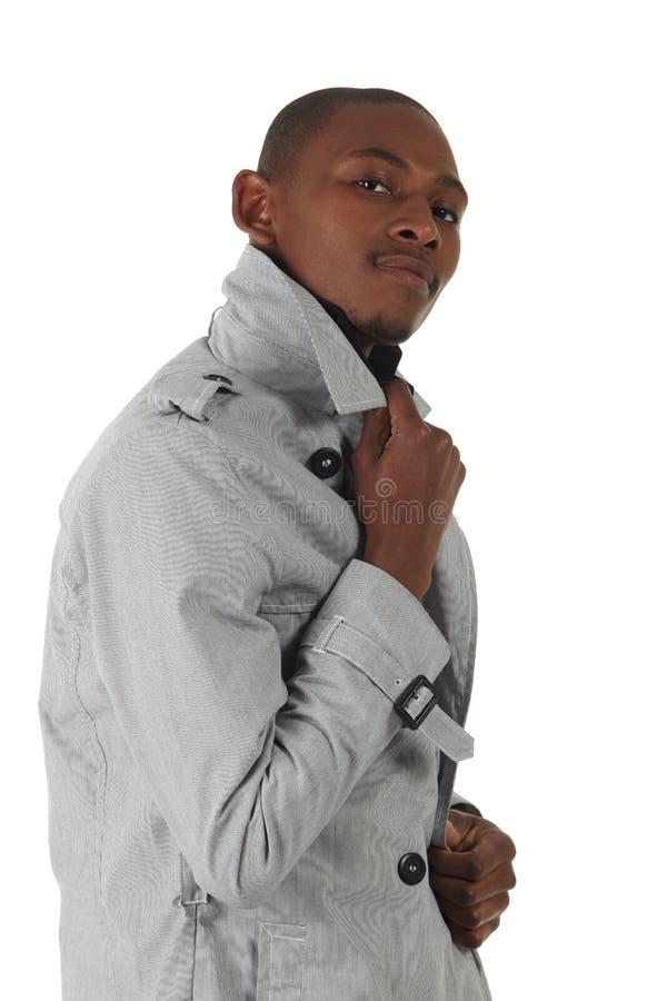 Hombre de negocios del africano negro fotos de archivo libres de regalías