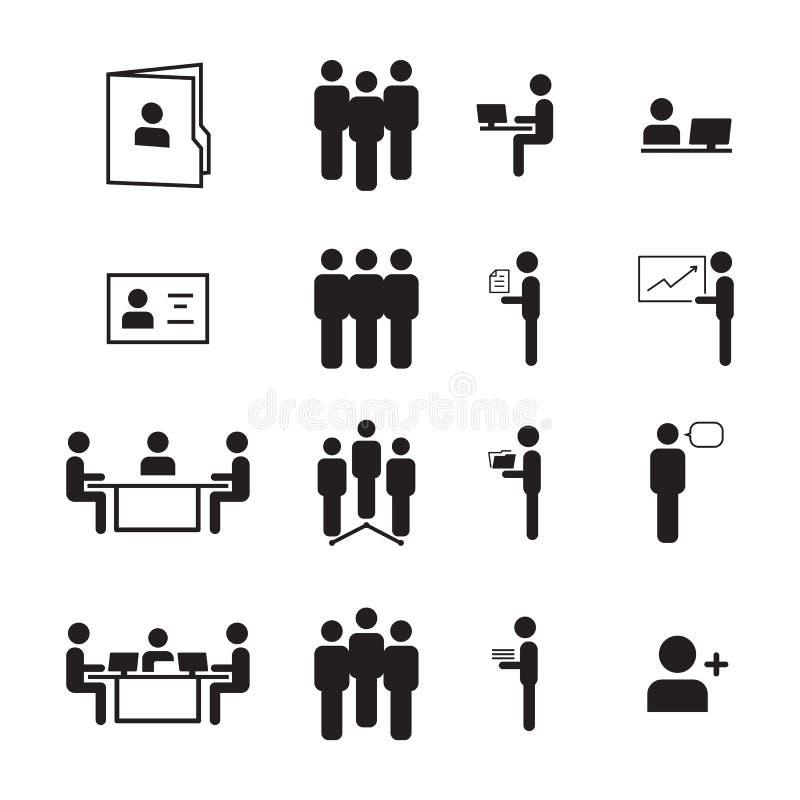 Hombre de negocios del icono, vector ilustración del vector