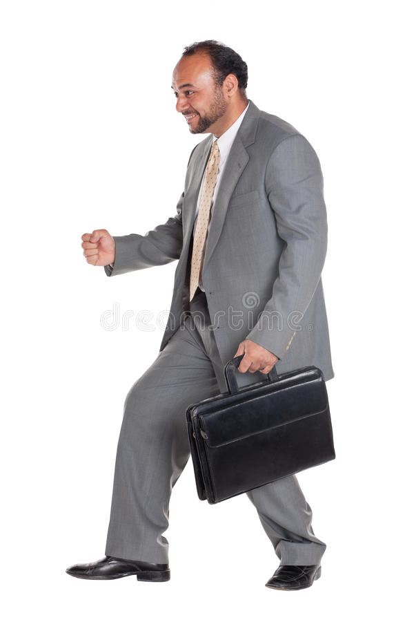 Hombre de negocios disimulado fotos de archivo libres de regalías