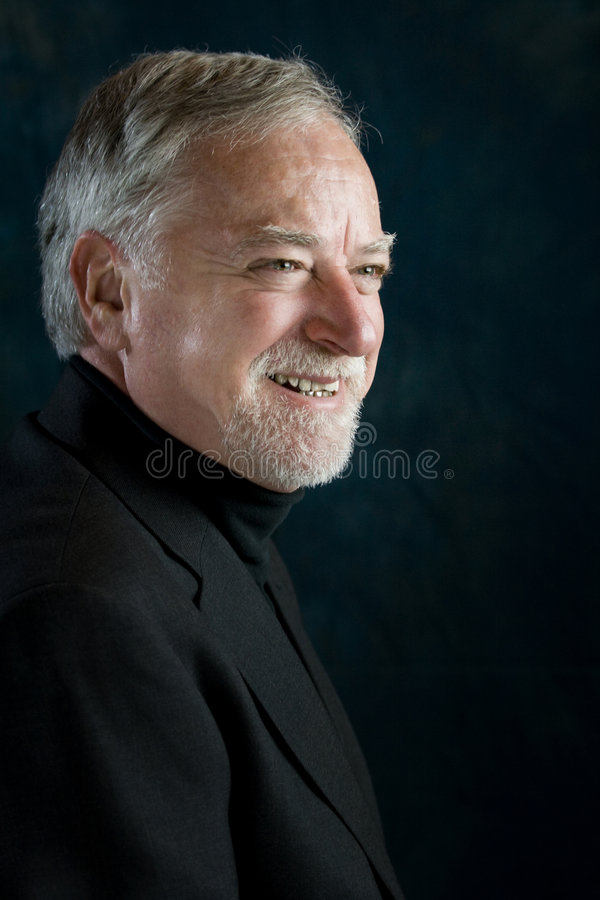 Hombre de negocios feliz fotos de archivo libres de regalías