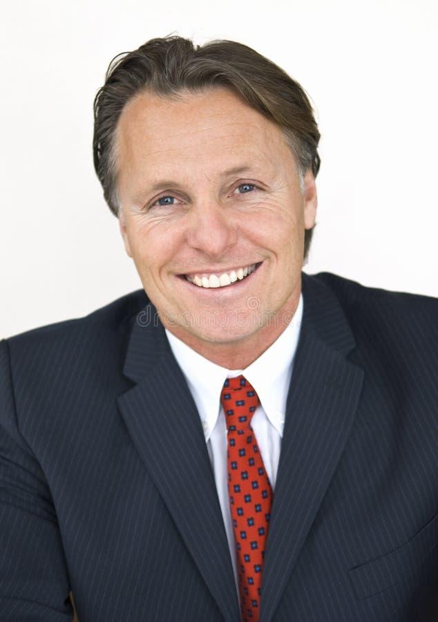 Download Hombre de negocios feliz foto de archivo. Imagen de hermoso - 7289150