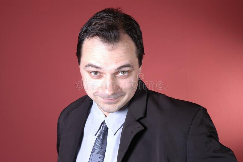 Hombre de negocios II foto de archivo libre de regalías