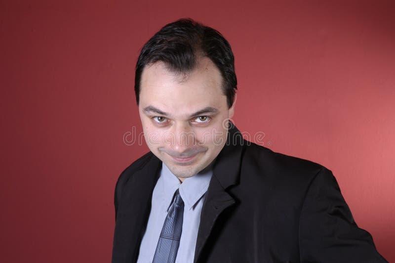 Download Hombre de negocios III foto de archivo. Imagen de dealing - 177026