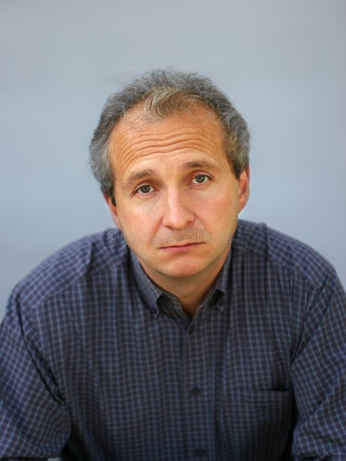 Hombre de negocios infeliz fotos de archivo libres de regalías