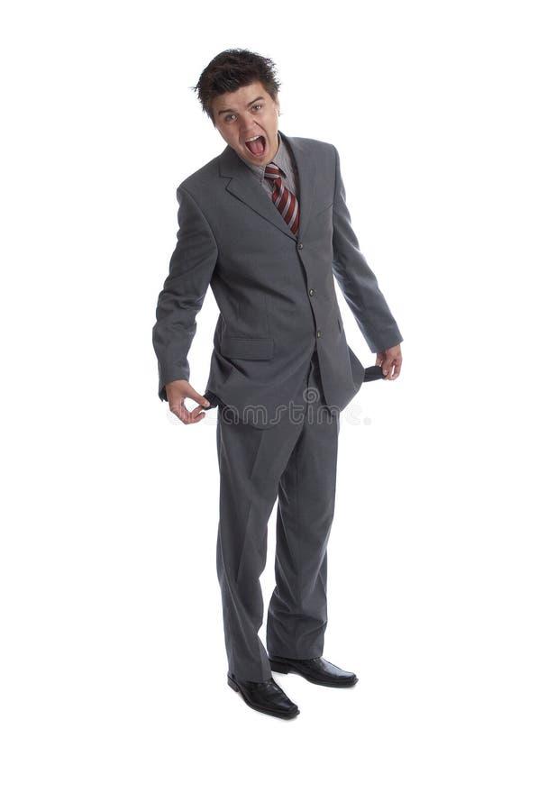 Hombre de negocios (las series) imagenes de archivo