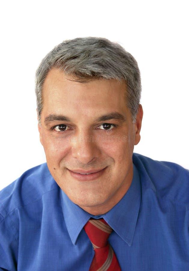 Hombre de negocios ocasional foto de archivo libre de regalías