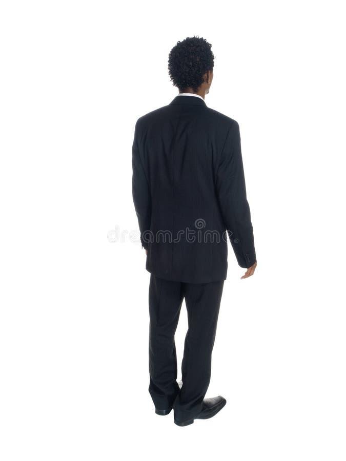 Hombre de negocios - rotación fotos de archivo libres de regalías