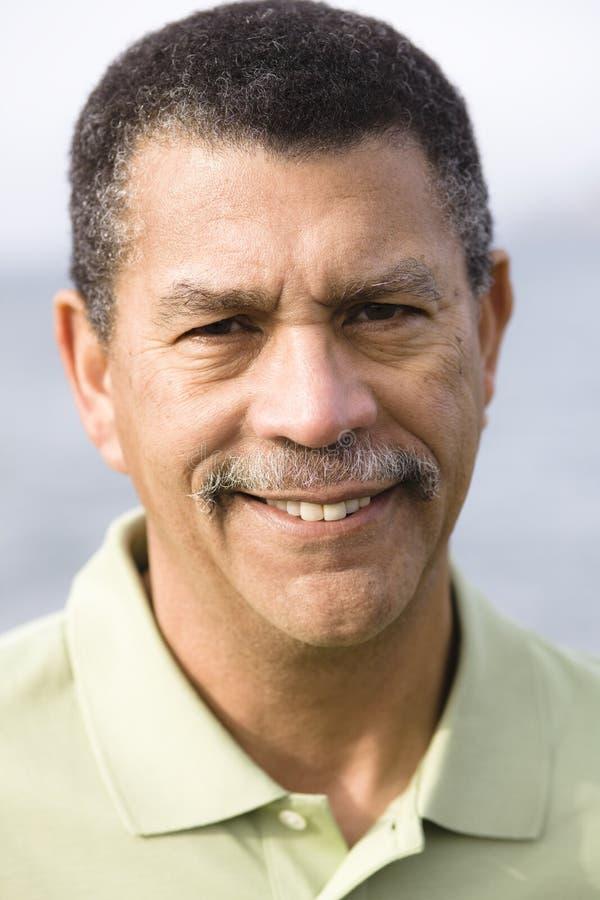 Hombre del afroamericano imágenes de archivo libres de regalías