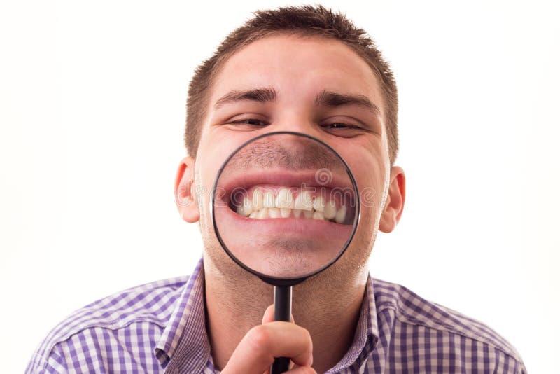 Hombre divertido imagen de archivo