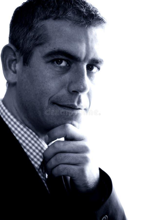 Hombre elegante imagen de archivo