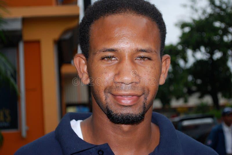 Hombre hispánico joven foto de archivo libre de regalías