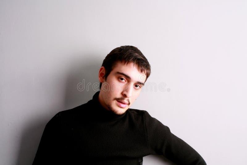 Hombre joven. fotografía de archivo