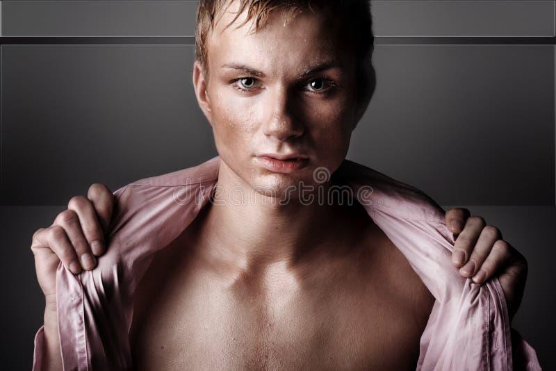 Hombre joven imagen de archivo