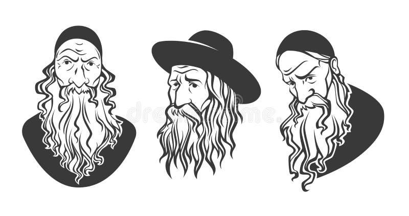 Hombre judío libre illustration