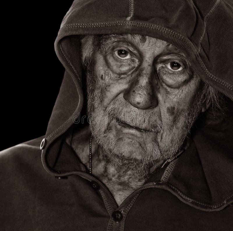 Hombre mayor fotos de archivo