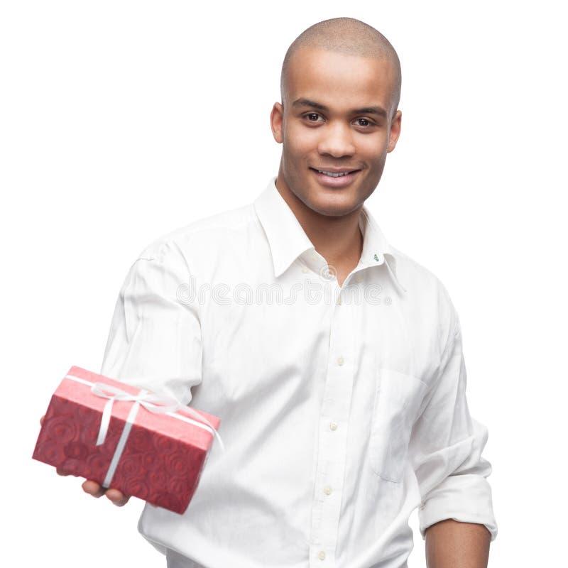 Hombre negro de Ypund fotos de archivo libres de regalías