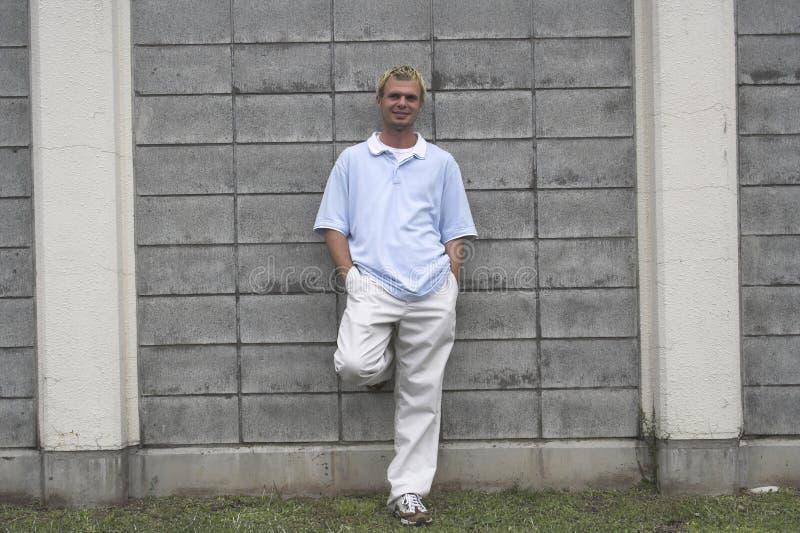Hombre ocasional foto de archivo libre de regalías