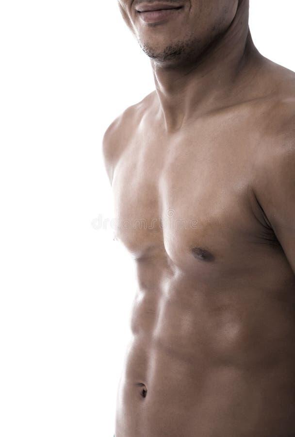 Hombre sano foto de archivo