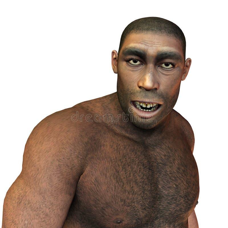 hombre-temprano-homo-erectus-31658624.jpg