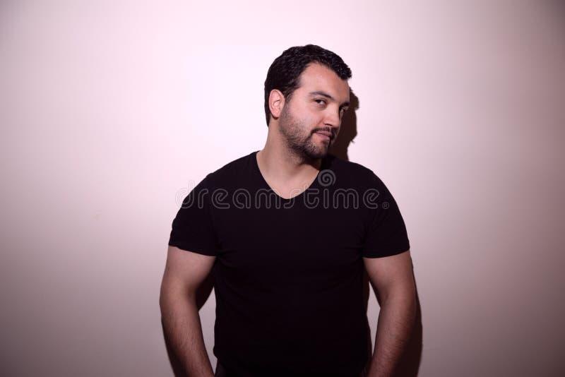 Hombre turco joven imagen de archivo