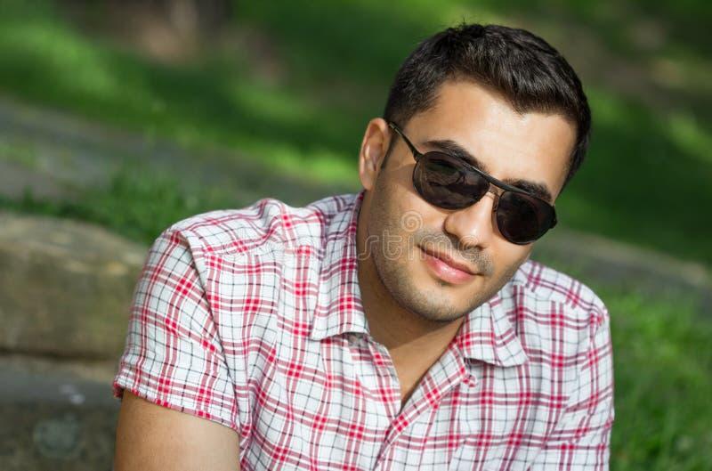 Hombre turco joven foto de archivo libre de regalías