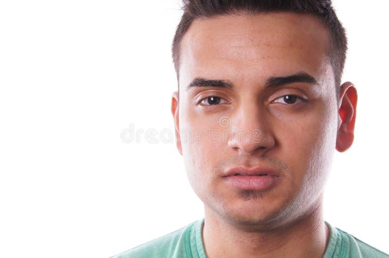 Hombre turco joven foto de archivo