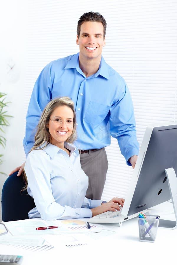 Hombres de negocios imagen de archivo libre de regalías