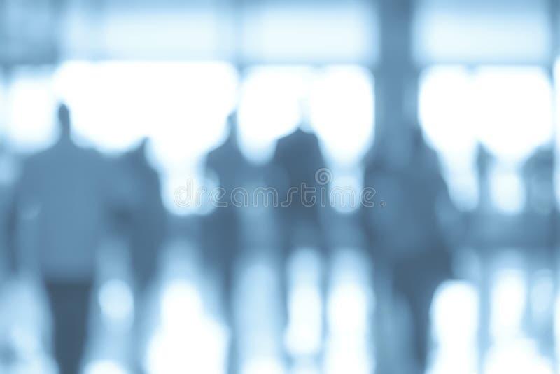 Hombres de negocios del fondo abstracto fotografía de archivo libre de regalías
