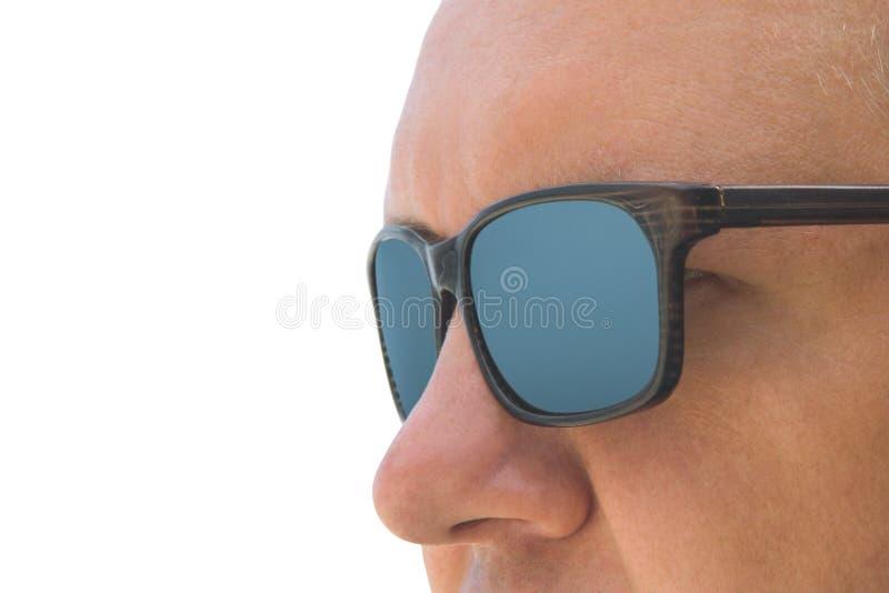 Hombres en gafas de sol imágenes de archivo libres de regalías
