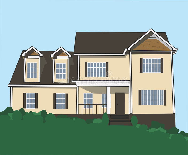 Home vector illustration