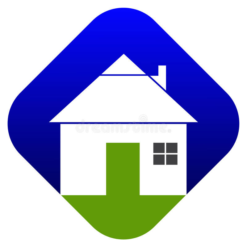 Home. Illustration of home icon design vector illustration