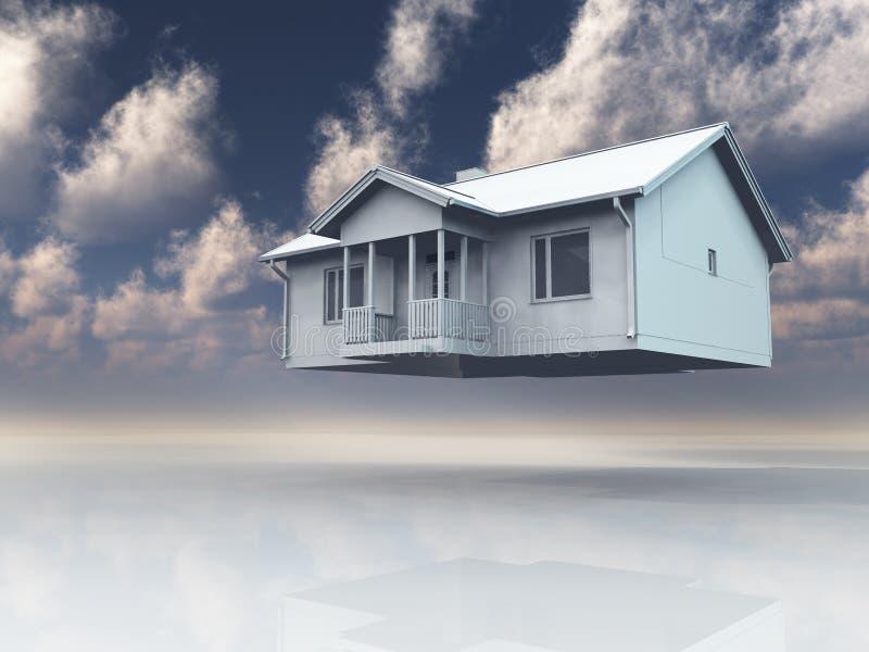 Download Home stock illustration. Illustration of business, agent - 23781586