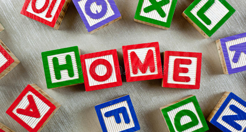 Download Home stock image. Image of preschool, spell, residence - 24410893