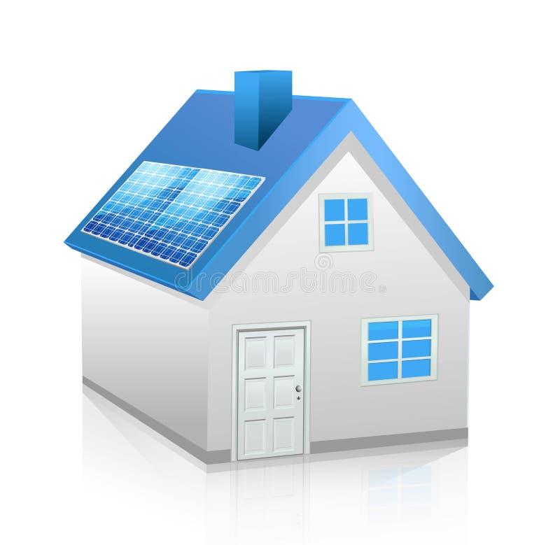 Home stock illustratie