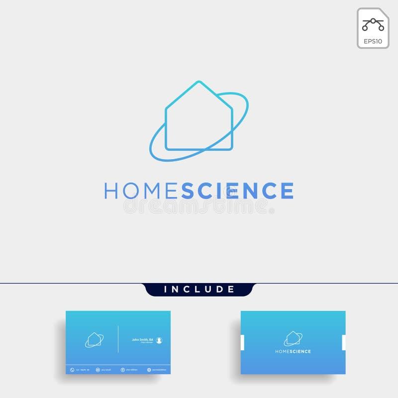Home architect logo minimalis design vector icon element. Isolated vector illustration