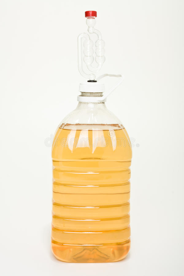 Home Brew Royalty Free Stock Photography