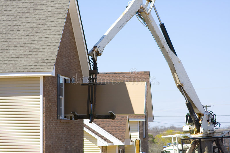 Home Builders stock images