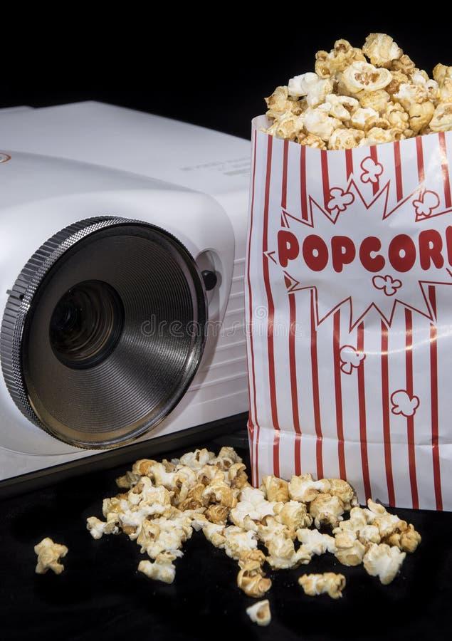 Home Cinema Equipment royalty free stock photography