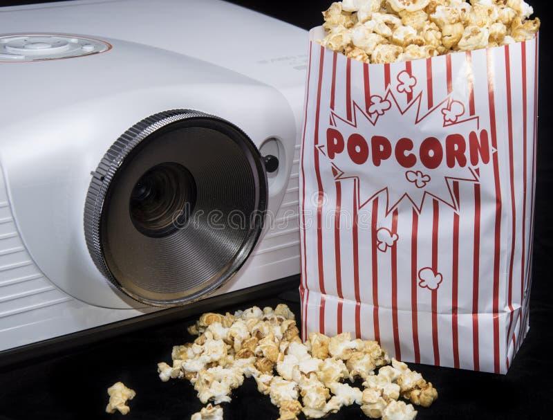Home Cinema royalty free stock photos