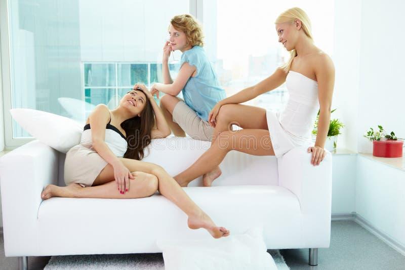 Home Comfort Stock Photos
