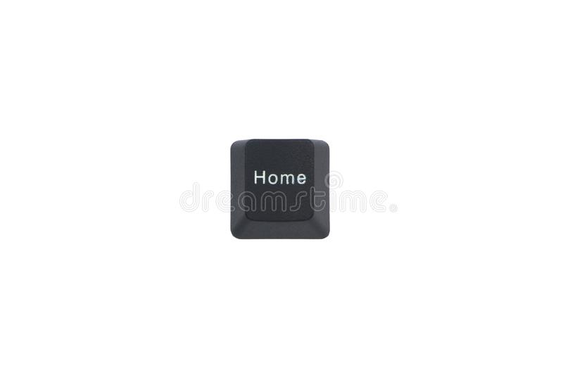 Download Home computer key button. stock photo. Image of keyboard - 112286262