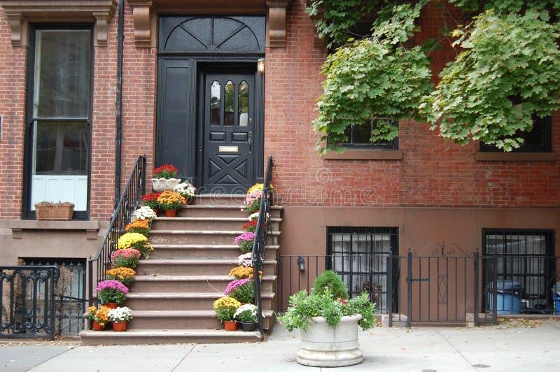 HOME de Brooklyn fotografia de stock