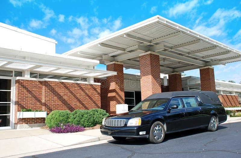 HOME de funeral imagens de stock royalty free