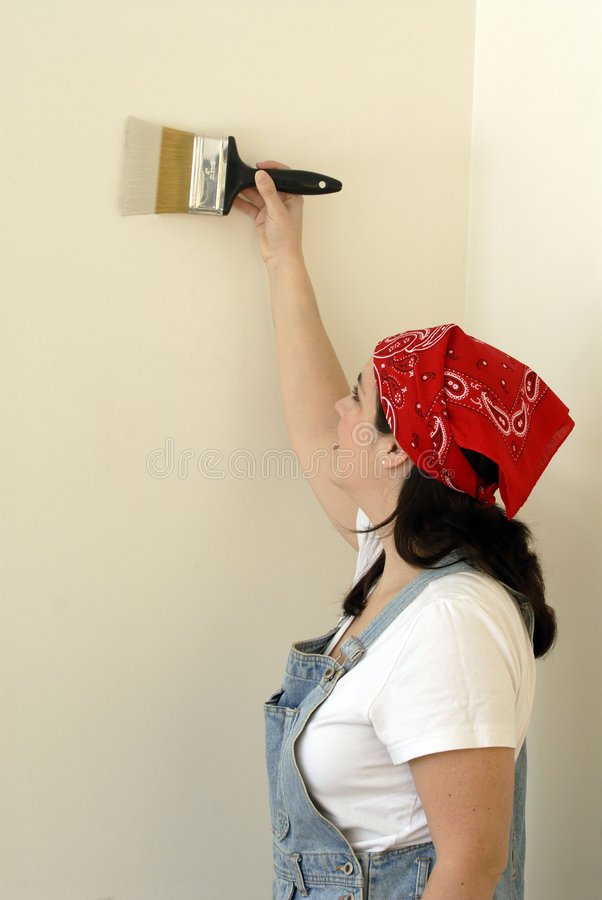 Home Decorating stock photography